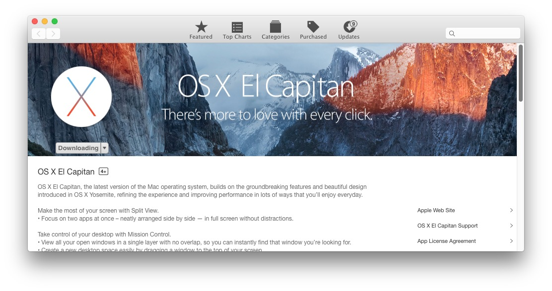 Mac OS X El Capitan (Mac) - Download