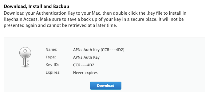 Download Key
